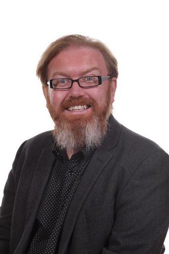 Mr Mark Woodward - Admin Officer