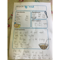 Beatrice's Lighthouse Keepers Lunch Recipe