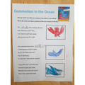 Eddies commotion in the ocean worksheet