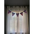 Jack's bunting for VE Day