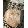 Immi made bread!