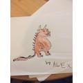 Alex's Gruffalo