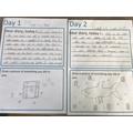 Isla's diary