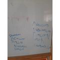 Dylan's spellings