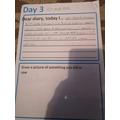 Joshua's diary