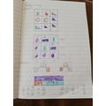 Fleur's math's answer