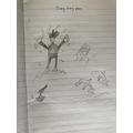 Nathaniel's Diary Plan