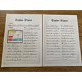 Nathaniel's newspaper report