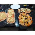 Isaac's pizza