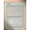 Rosie's diary