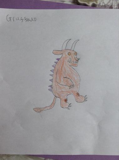 Lacey's Gruffalo