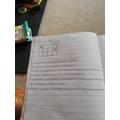 Fleur's maths answer