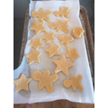 Scarlett's baking