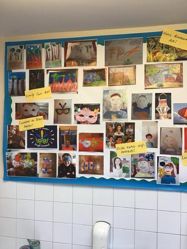 Our amazing artwork! (2)