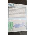 Eddie's diary
