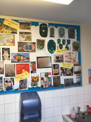 Our amazing artwork! (3)