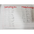 Trying the maths challenges