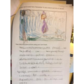 A wonderful witch story! Great vocabulary Billie!