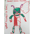 Rehan's Worry Monster