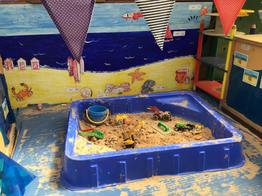 The Seaside Sandpit