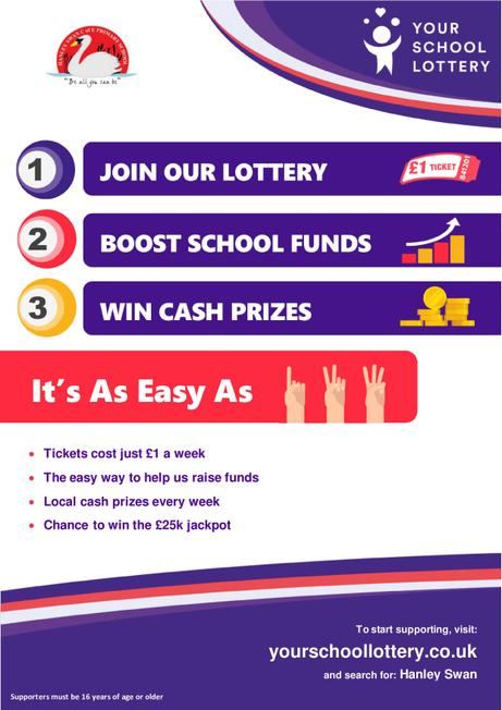 Join Our School Lottery