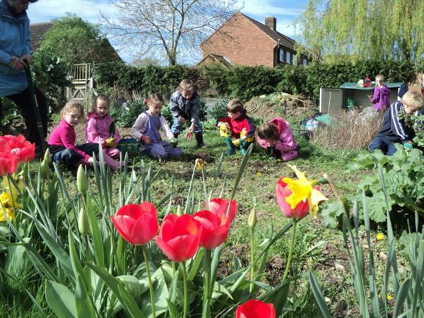 April 2014 - Class 2 visit