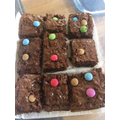 Home baking by Samuel -  looks yummy!