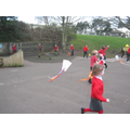 Flying our kites!