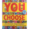 The Ladybirds and Dragonflies have enjoyed reading the book 'You Choose!'