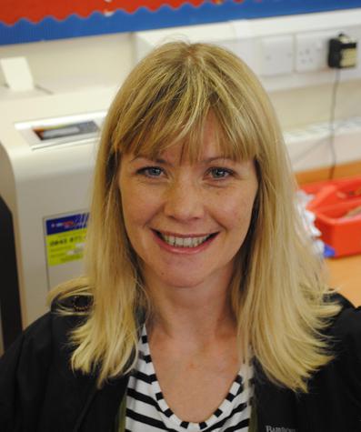 Mrs T O'Brien - Class Teacher