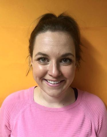 Miss Powell - Class Teacher