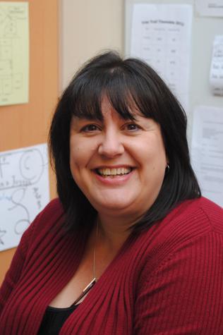 Mrs J Hallam - Phase Leader/Assistant Head