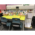 KS1 dedicated writing area