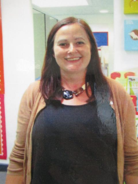 Tracy Wisbey - Class Teacher