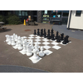 Giant Outdoor Games at Cambourne