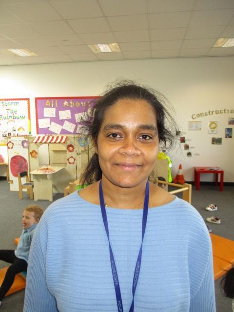 Lavaniya Llankumaran - Teaching Assistant