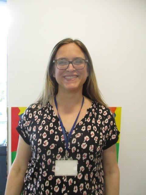 Caroline Gregg - Teaching Assistant