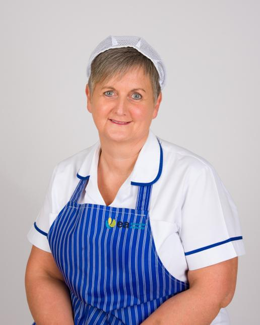 Mrs Gillian Crooks - Catering Assistant