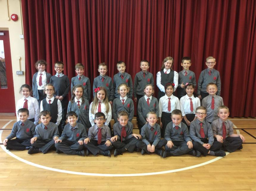 P5G Class Photograph (September 2016)