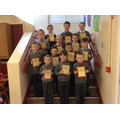 Literacy Winners