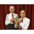 Albert E Smith Cup for P6