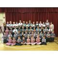 P1 - 6 Class Prize Winners