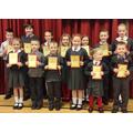 Literacy Stars October 2015