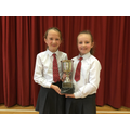 Elsie Rafferty Cup for P4