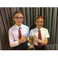 King Cup for Writing for P6