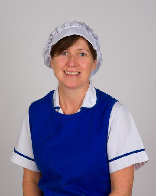 Mrs Valerie Rowland - Catering Assistant