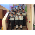Accelerated Reader Target Achievers!