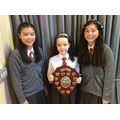 O'Neill Shield for Cross Country