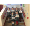 Reading Certificate Award Winners