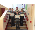 Accelerated Reader Target Certificates